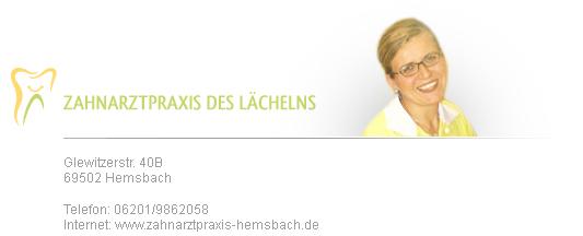 Zahnarztpraxis Hemsbach
